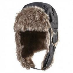 """Moderni šilta kepurė su """"ausinėmis"""""""
