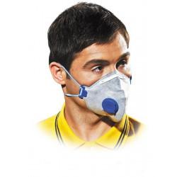 Sulankstomas vienkartinis respiratorius