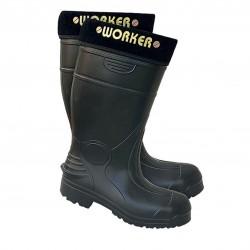 Guminiai batai su apsauga
