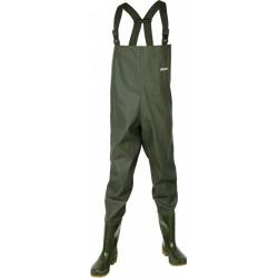 Guminiai žvejo batai/britkelnės