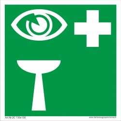 Akių praplovimo įtaisas