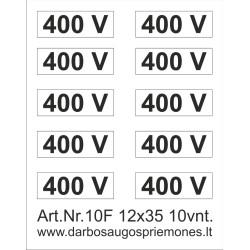 400V 12*35mm 501