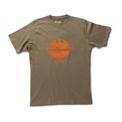 Itališkos kokybės trikotažiniai marškinėliai