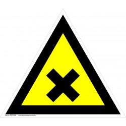Įspėjimas paie kenksmingąją arba dirginančiąją medžiagą 461