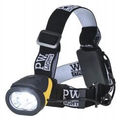 LED galvos žibintuvėlis