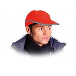 Kepuraitė su pakietintu snapeliu