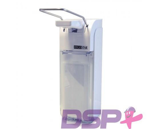 Skysto muilo, kremo arba rankų dezinfekanto dispenseris