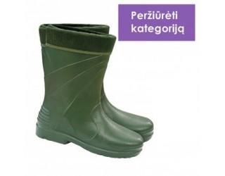 Guminiai batai be apsaugos