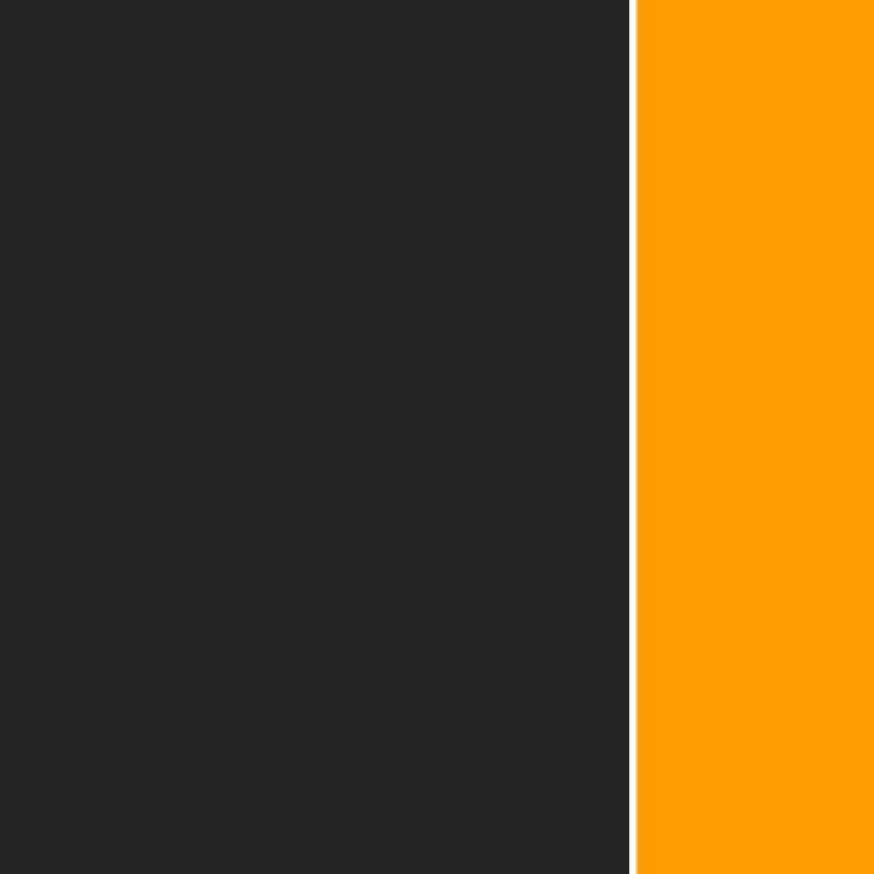 Juoda-oranžinė