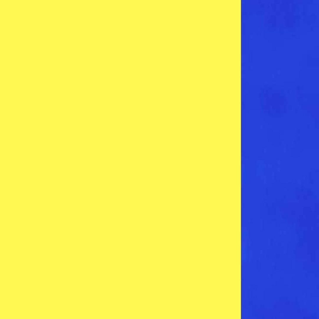 Citrininė-royal mėlyna