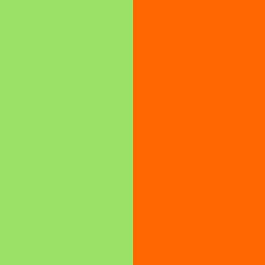 salotinė su oranžinėmis detalėmis