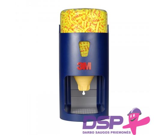 Ausų kamštelių dispenseris