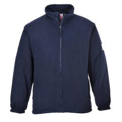 Antistatinis, atsparus liepsnai kokybiško fliso džemperis