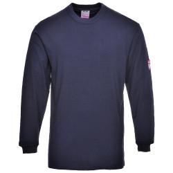 Ugniai atsparūs, antistatiniai marškinėliai ilgomis rankovėmis