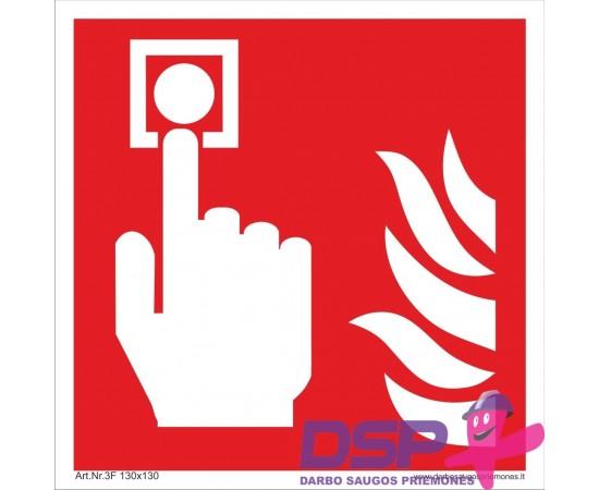 Gaisro pavojaus signalas 463