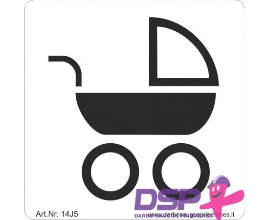 Vieta vaiko vežimėliui 502