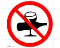 Draudžiama įnešti, įvežti, vartoti alkoholinius gėrimus 462