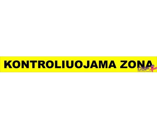 Kontroliuojama zona 461
