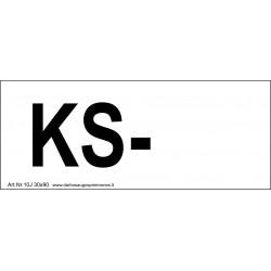 KS- 30*90mm 501