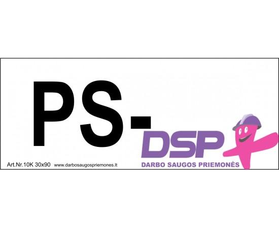 PS- 30*90mm 501
