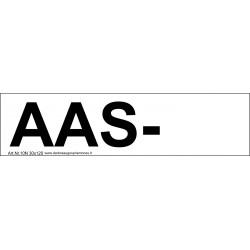 AAS- 30*120mm 501