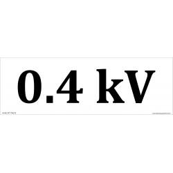 0,4kV 70*210mm 501
