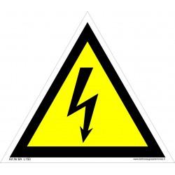 Atsargiai! Elektros smūgio pavojus 498