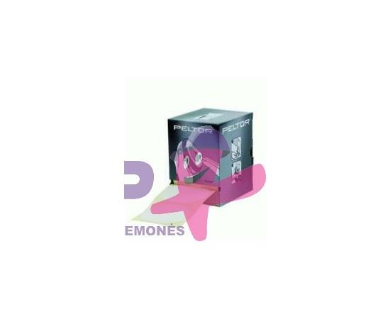 Vienkartinė higieninė apsaugos priemonė, skirta ausinėms.