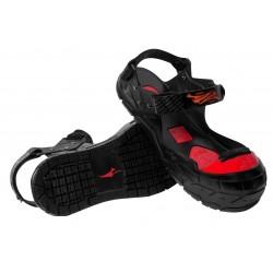 Svečio batai su apsaugine nosele ir pilnu nepraduriamu padu