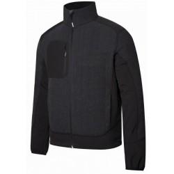 Naujos kartos mezgimo flisinis džemperis