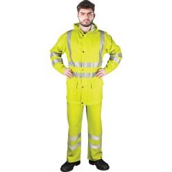 Signalinis kostiumas nuo lietaus