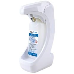 Skysto muilo,  kremo arba rankų dezinfekanto dispenseris su judesio davikliu