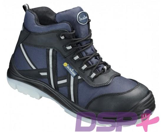 Antistatiniai darbo batai su apsaugine nosele