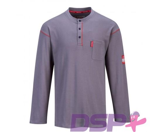 Antistatiniai marškinėliai ilgomis rankovėmis