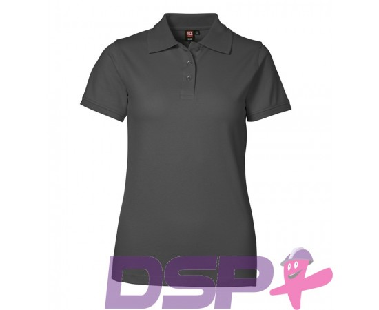 Moteriški polo marškinėliai trumpomis rankovėmis