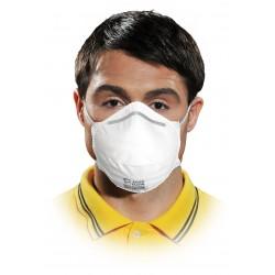 Vienkartinis respiratorius be vožtuvo