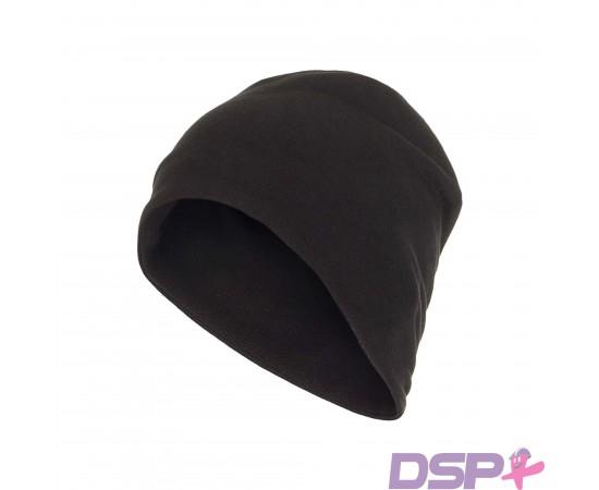 Moderni trikotažinė kepurė su flisiniu pamušalu