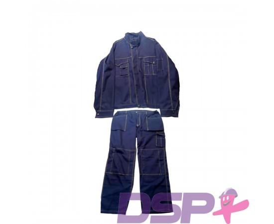 Darbo kostiumas (švarkas + kelnės)