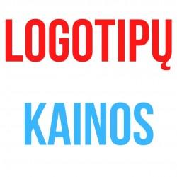 Logotipų kainos