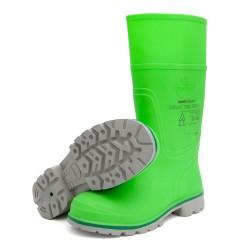 Dielektriniai guminiai batai su apsaugine nosele