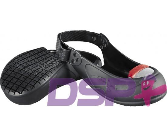 Svečio batai su apsaugine nosele be metalo