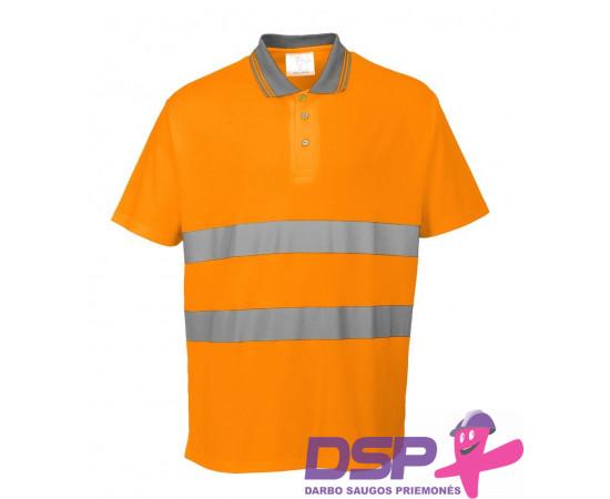 Signaliniai polo marškinėliai