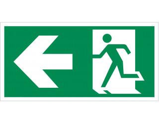 I. Evakuaciniai ženklai