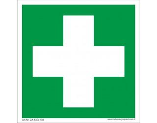 II. Med. pagalbos ženklai
