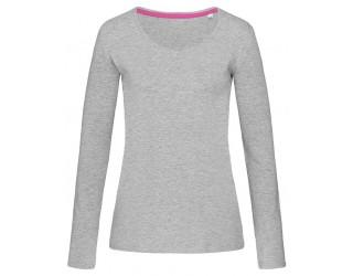 Trikotažiniai marškinėliai ilgomis rankovėmis