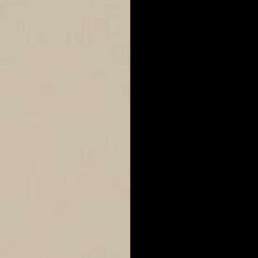Smėlinė-Juoda