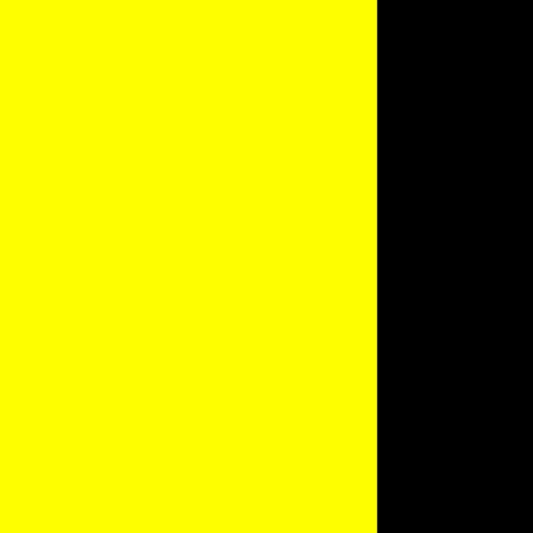 Geltona-Juoda