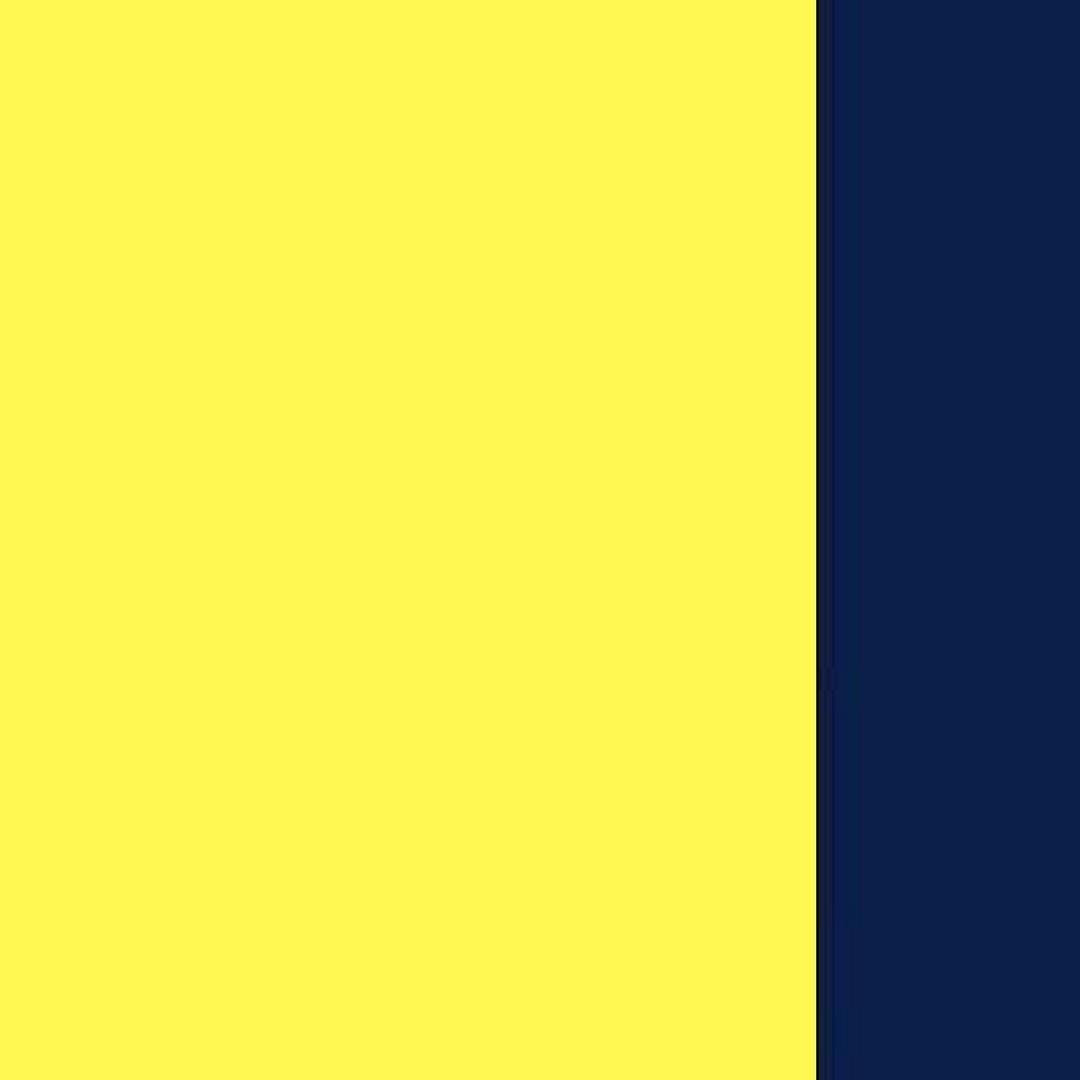 Citrininė-navy mėlyna